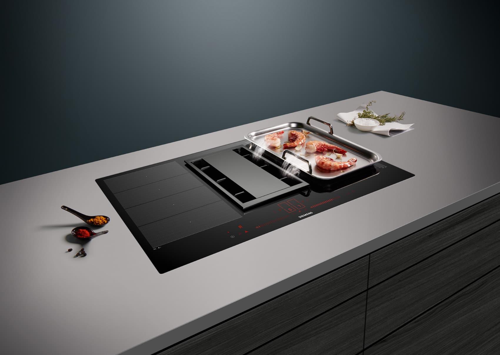 Trends In Keukenapparatuur : Siemens studioline keukenapparatuur keukenstudio regio oost