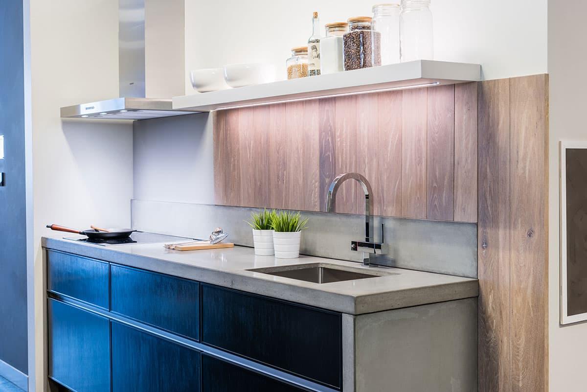 Werkblad voor uw keuken keukenstudio regio oost