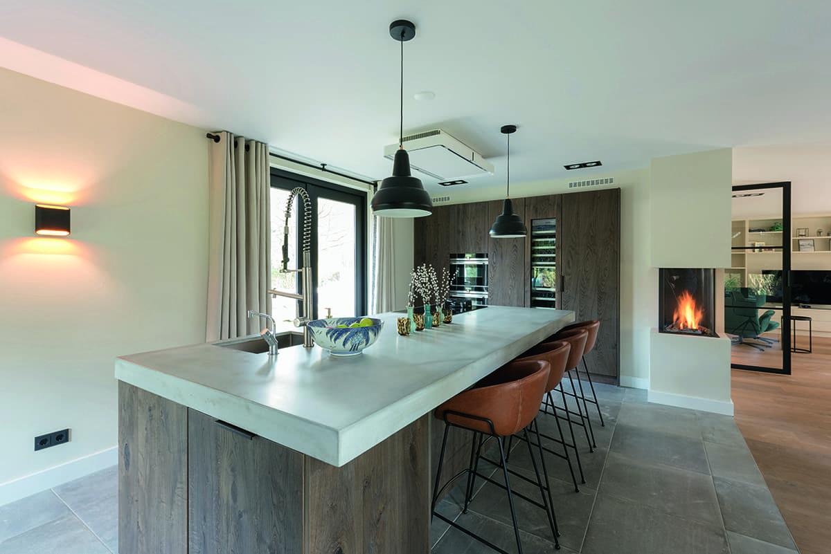 Fusion Design Keukens : Moderne keukens op maat keukenstudio regio oost