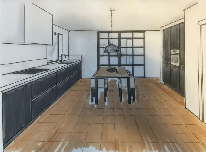 Uw nieuwe keuken laten ontwerpen in 3d keukenstudio for Keuken ontwerpen 3d ipad