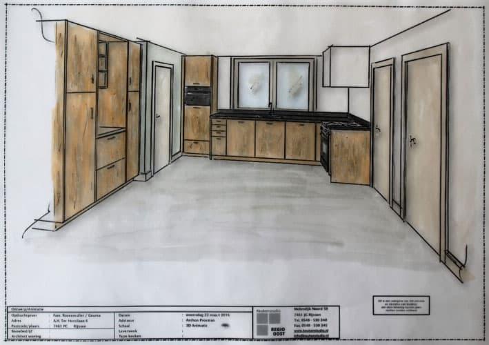 3d Keuken Ontwerpen : Uw nieuwe keuken laten ontwerpen in d keukenstudio regio oost