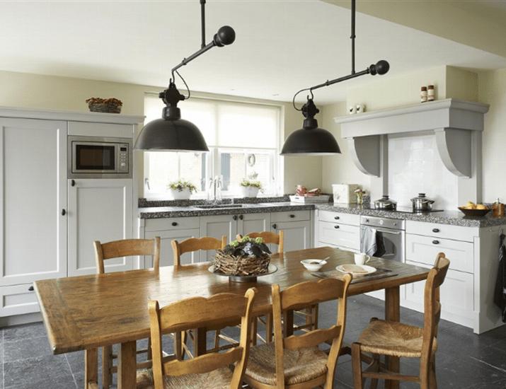 Landelijke keuken - Enter - Keukenstudio Regio Oost