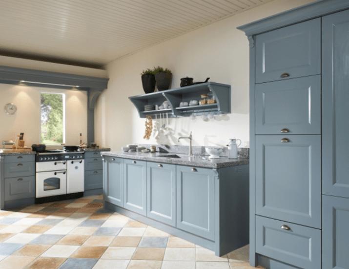 Keuken showroom digtotaal - Kleine keukenstudio ...