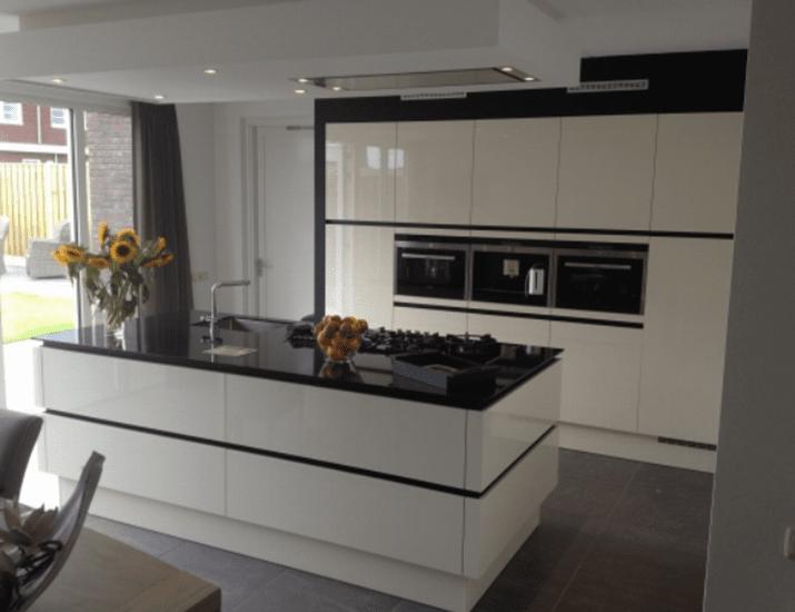 Moderne keuken borne keukenstudio regio oost