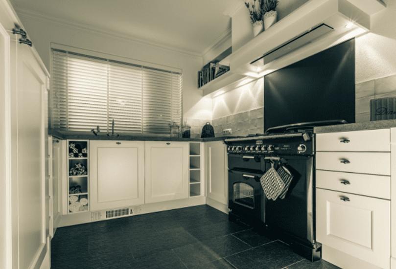 Retro design keuken - Meubels studio keuken ...