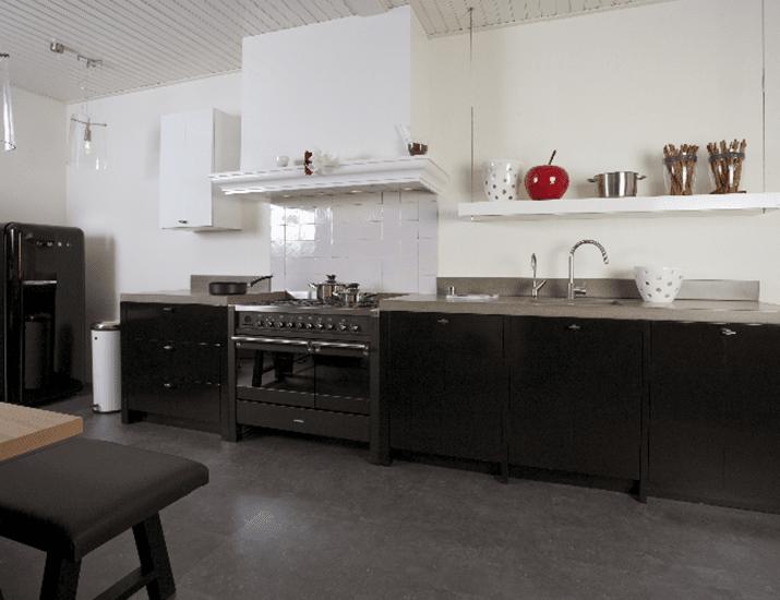 Keuken Van Vipp : Vipp design keuken keukenstudio regio oost